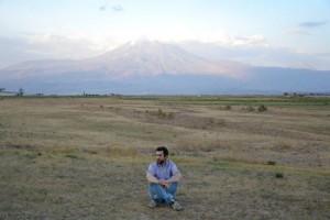 Matteo Manfredini ad Ararat, ricordo di quiete e pace