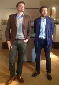 Filippo Fontana e Matteo Manfredini