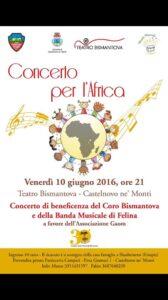 """Concerto per l'Africa"""