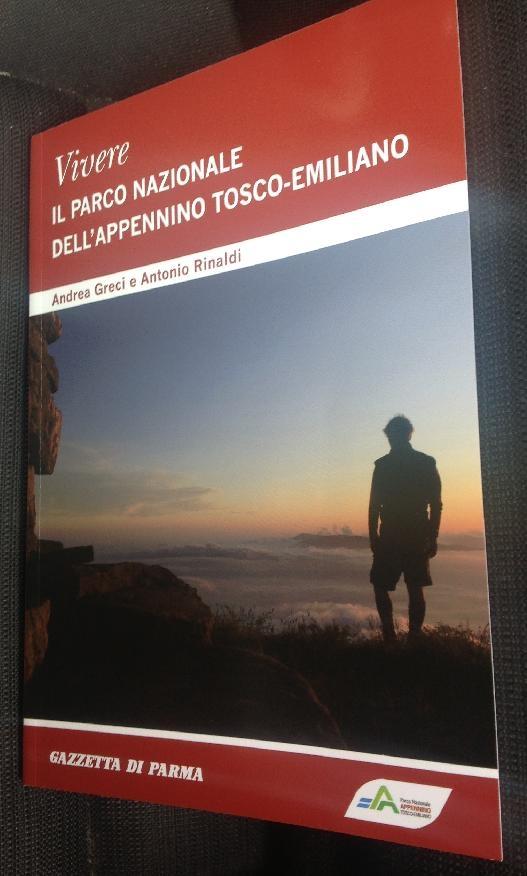 2° volume guida del Parco Nazionale dell'Appennino tosco emiliano