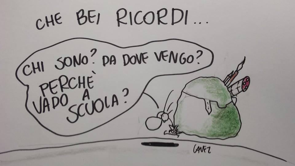Le vignette di Cavez (Massimo Cavezzali)