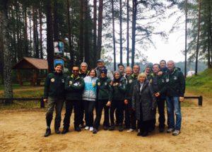 Gemellaggio in Lituania, aspettando il Mondiale del Fungo