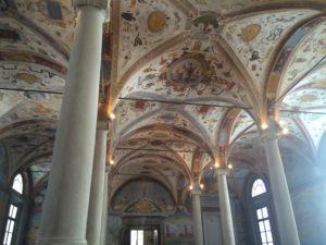 Biblioteca Monastero di San Giovanni (Pr)