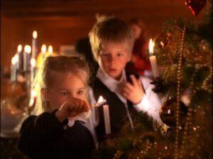 candela-natale-bambini