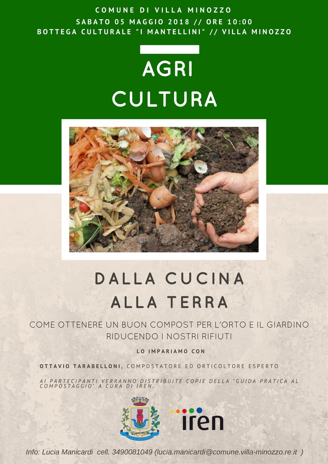 Incontro ai mantellini di villa minozzo su come ottenere un buon compost per orto e giardino - Compost casalingo ...