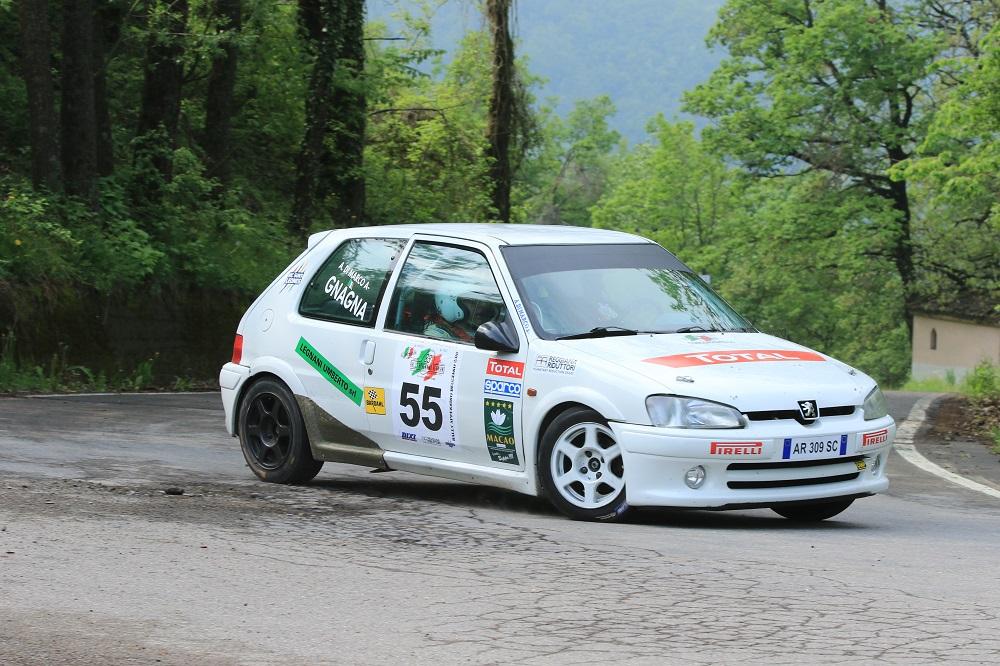 Automobilismo Rally Publi Sport Racing Al Raab Con Il Tridente