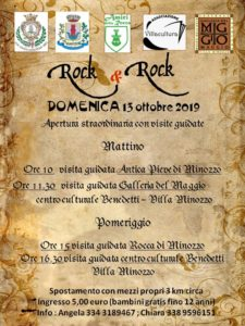 locandina rock rock