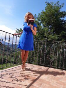 Chiara Guidarini e il suo libro Veritatis