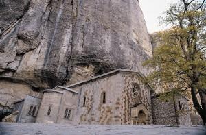 L'eremo di Bismantova (fototeca Provincia di Reggio Emilia)