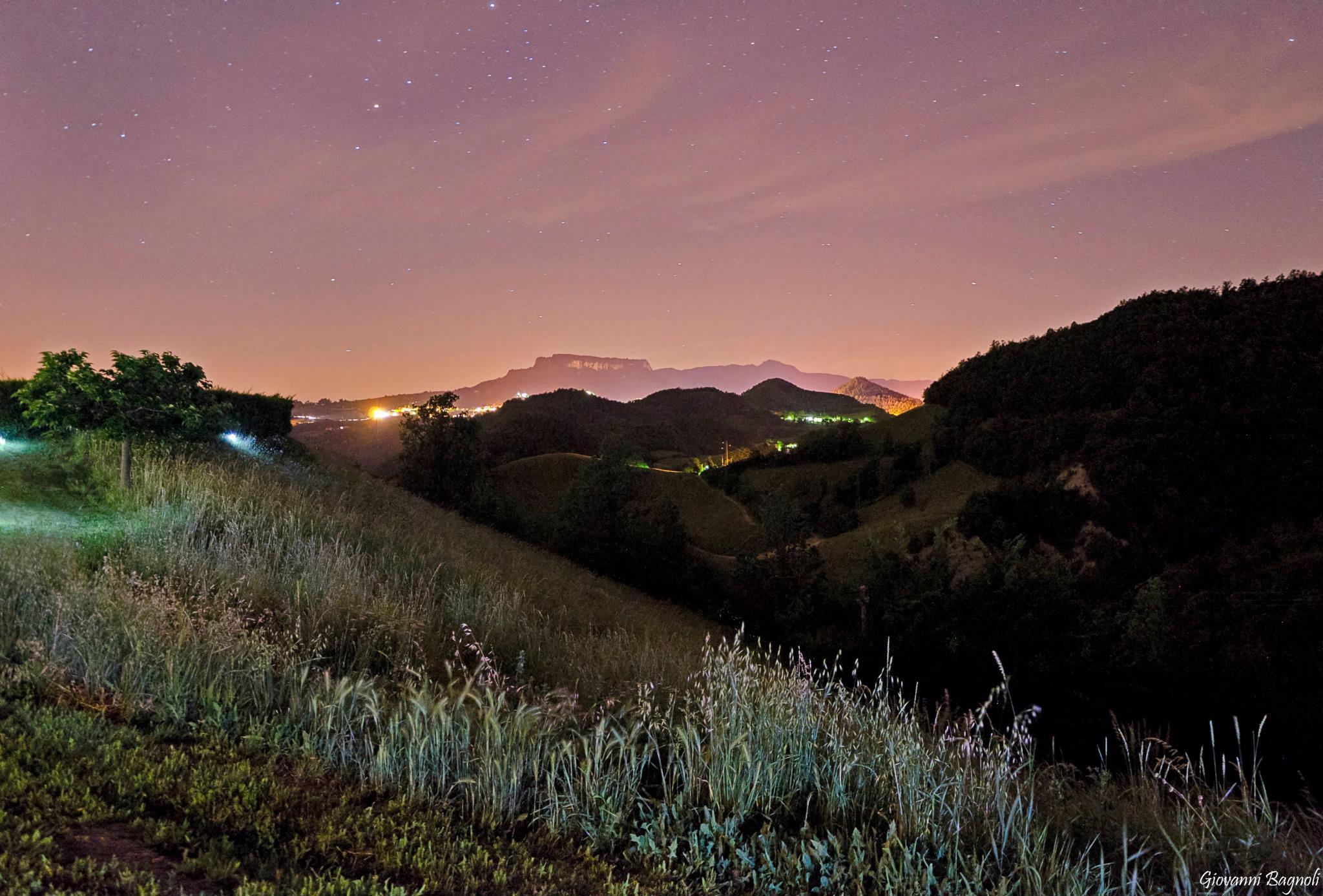 Tra stelle e montagne redaconredacon - Una finestra tra le stelle accordi ...
