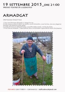 Armadgat locandina
