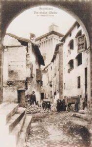 Quartiere ebraico Scandiano