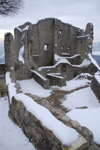 Il Castello di Canossa (foto Redacon)
