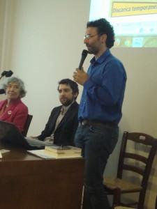 Alessio Ciacci, Personaggio Ambiente 2012