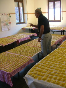 Cola, a conta dei 10.000 tortelli