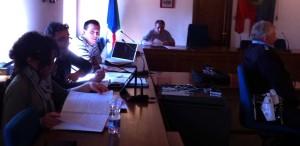 Commissione consiliare discarica a Carpineti