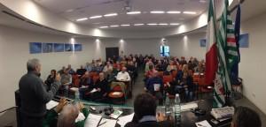 Congresso pensionati Cisl (foto G. Arlotti)
