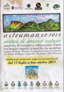 Copertina Arteumanze
