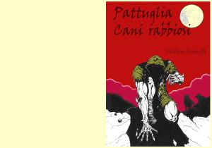 Copertina Pattuglia cani rabbiosi