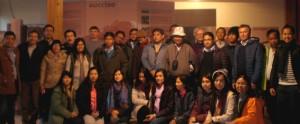 Dalla Birmania, la delegazione a Succiso