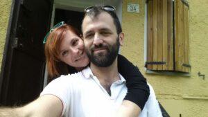 Eleonora De Stefani e Alessandro Torri