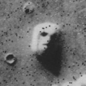 Faccia Marte