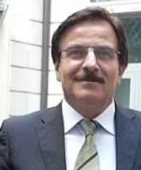 Il presentatore Fausto Iaccheri