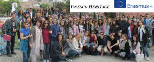 Studenti UNESCO Heritage