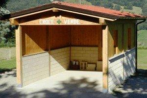 Garage Croce Verde Villa Minozzo