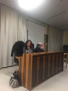 Giuliana Sciaboni e Robertino Ugolotti