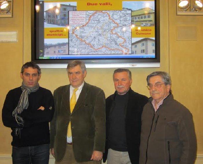 Govi, Pregheffi, Dolci e Bargiacchi (gennaio 2014)