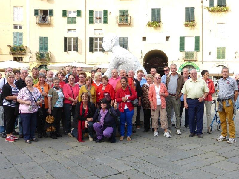 Gruppo di Eisingen a Lucca