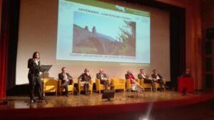 Conferenza della montagna. Paola Gazzolo