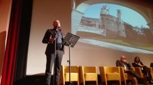 Conferenza della montagna. Stefano Bonaccini