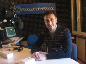 Stefano Virgilli a Radionova