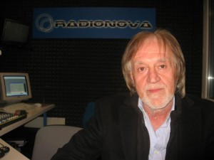 Il sindaco di Viano Giorgio Bedeschi