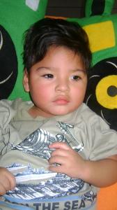Jhonni alla Casa de los Niños, Bolivia