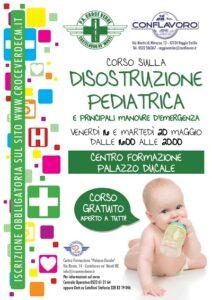 Locandina Disostruzione Pediatrica 16-20 Maggio 2014