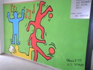 Murales scuola Ramiseto
