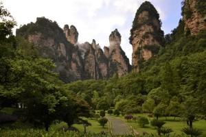 Parco Zhangjiajie