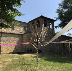 La Pieve di S. Maria Assunta di Castelnovo (foto Redacon)