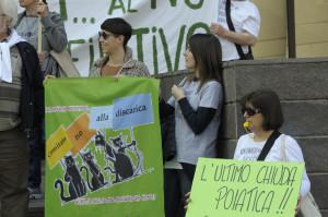Poiatica manifestaz a Bologna foto L. Amorini (12)