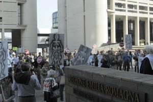 Poiatica manifestaz a Bologna foto L. Amorini (2)