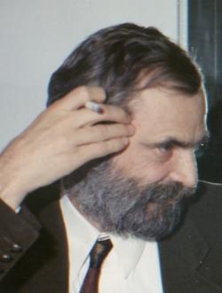 Ritratto del prof. Giovanni Riva
