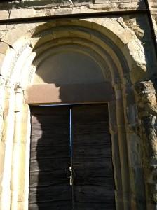 San Vitale portale