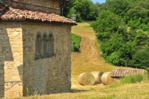 San Vitale canonica Crediti fotografici Provincia RE