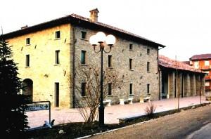 Sede centrale della Banca di Cavola e Sassuolo a Cavola di Toano