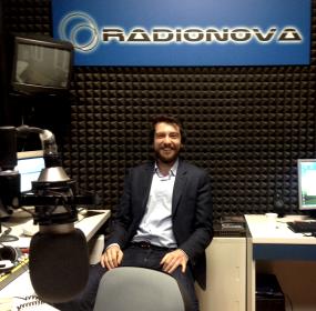 Matteo Manfredini a Radionova