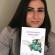 Simpatici selfie dalle librerie italiane: sono quelli che gli amici dedicano a Simona