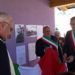 Un momento dell'inaugurazione della nuova sede della Pro loco di Quara, dedicata a don Enzo